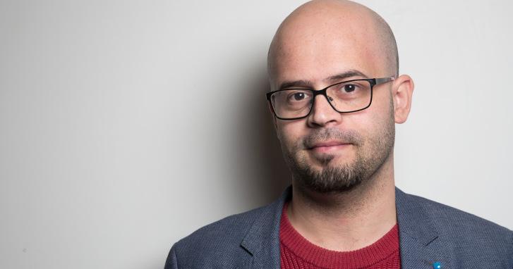 Ali Alabdallah nominerad till DiversityIndex Awards 2018