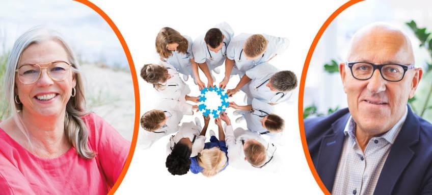 Att utveckla ett personcentrerat förhållningssätt tillsammans på arbetsplatsen