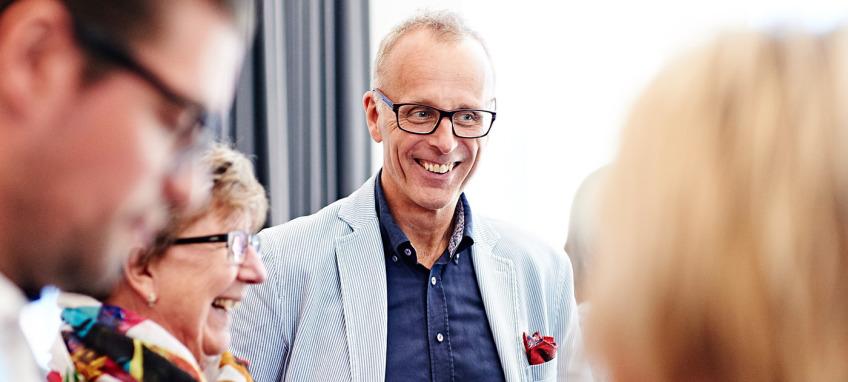 Vägen mot Helsingborg 2035 är fylld av tillit