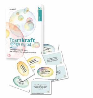 Paket: Teamkraft för en ny tid + kortlek