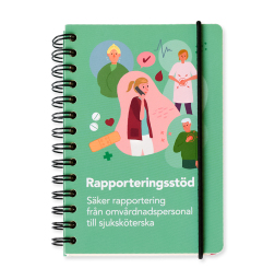Rapporteringsstöd i fickformat