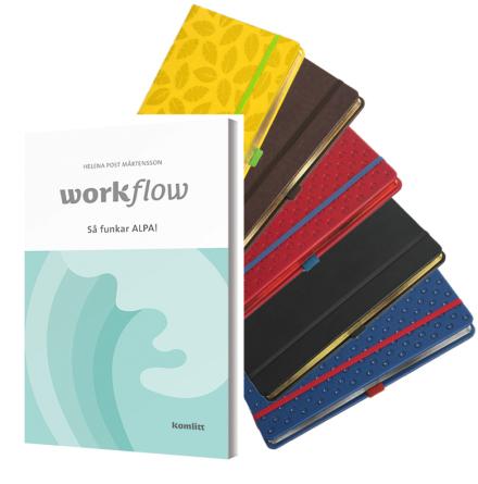 Workflow ALPA  + anteckningsbok