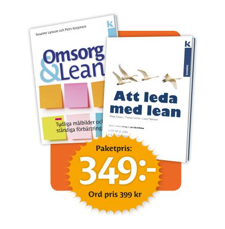 Paket: Omsorg och Lean