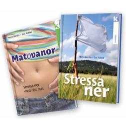 Må-bra-paket: Matovanor + Stressa ner